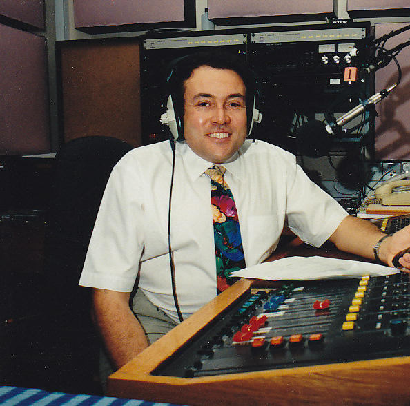 Gerry ON AIR